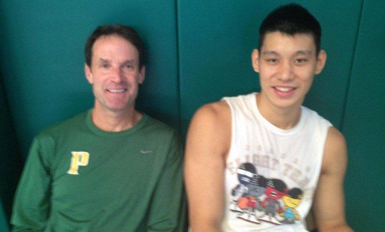 Doc Scheppler with Jeremy-Lin
