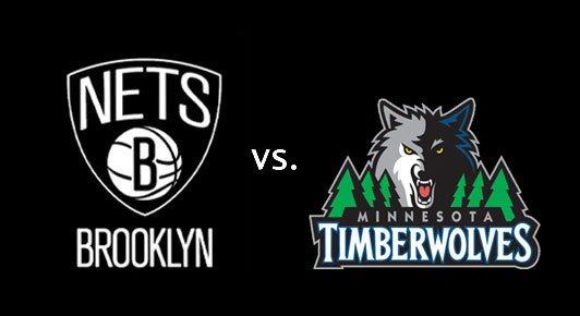 Brooklyn Nets vs. Minnesota Timberwolves