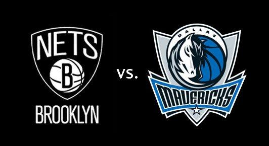 Brooklyn Nets vs Dallas Mavericks