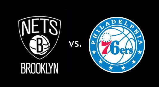 Brooklyn Nets vs Philadelphia 76ers