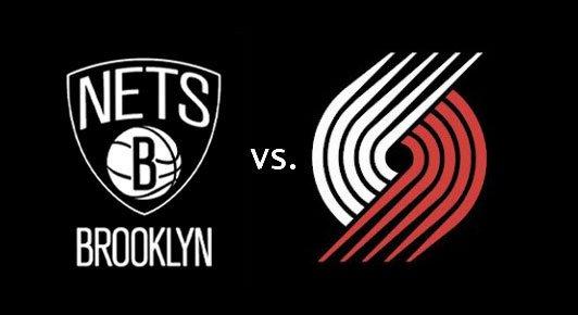 Brooklyn Nets vs. Portland Trailblazers