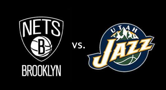 Brooklyn Nets vs. Utah Jazz