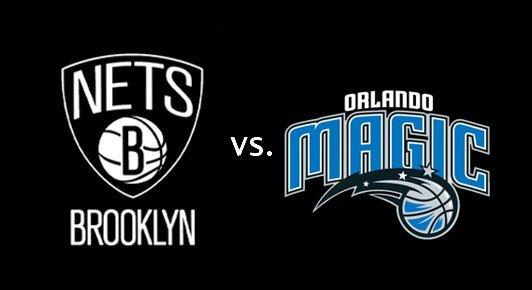 Brooklyn Nets vs. Orlando Magic