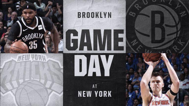 Nets vs Knicks 10/27/17