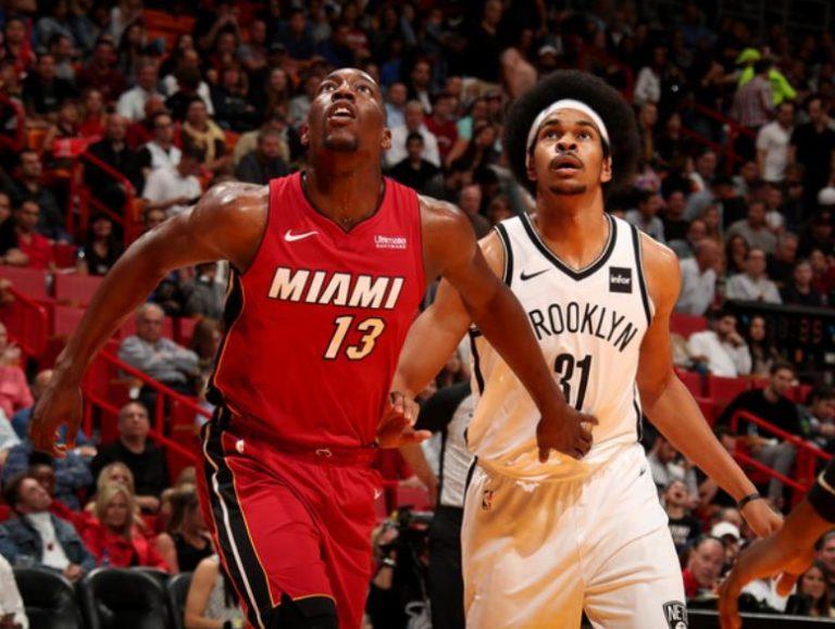 Brooklyn Nets vs. Miami Heat 1-19-18 Feature Image Pregame. .JPG