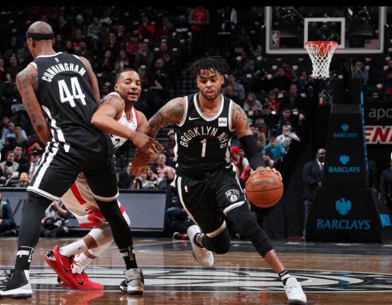 Brooklyn Nets at Toronto Raptors pregame 3.23.18