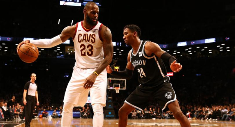 Brooklyn Nets vs. Cleveland Cavaliers pregame feature 3.25.18