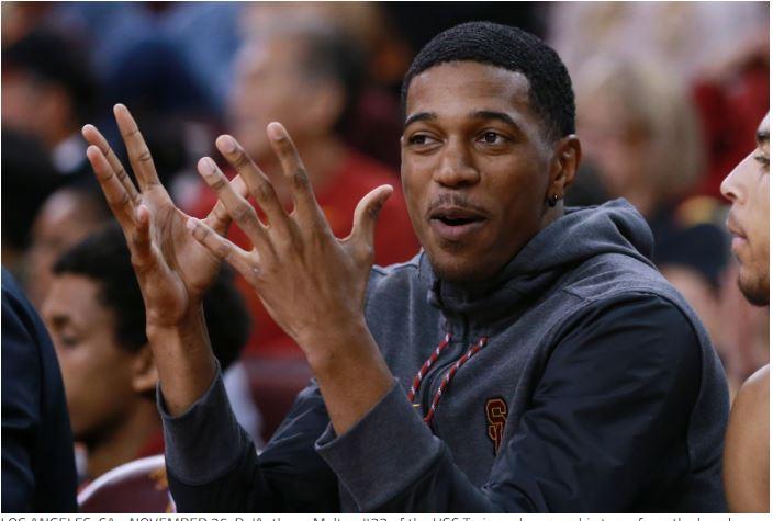 NBA Draft, De'Anthony Melton