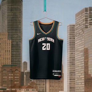NY Liberty Explorer Edition Jersey