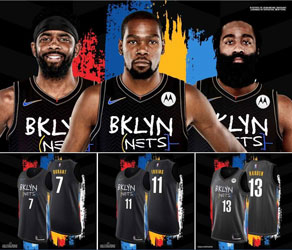 2020-21 NBA City Edition Gear