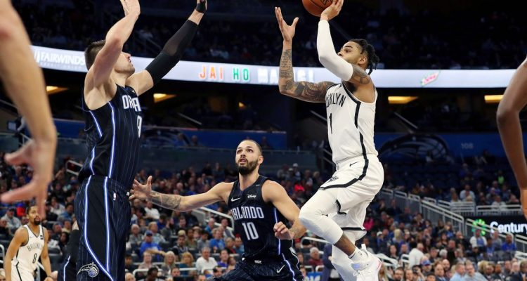 How To Net The W  Brooklyn Nets at Orlando Magic 2 2 19 - Nets Republic 852b8efd3