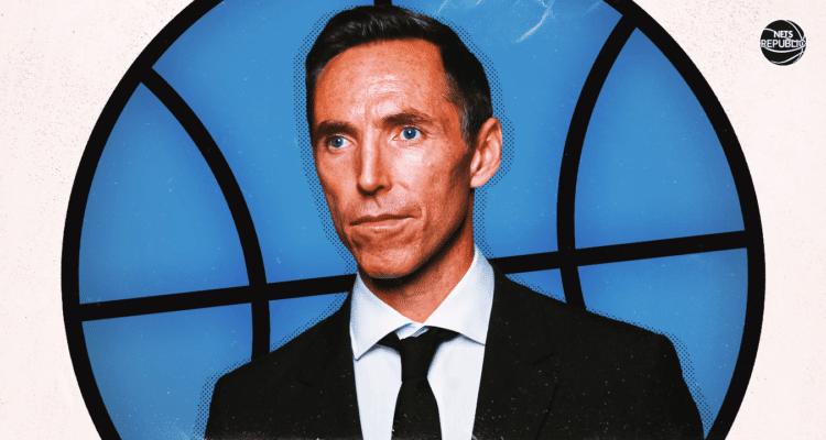 Steve Nash hired as new Nets head coach