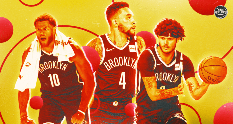 NBA Bubble Players staying with the Nets